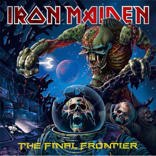 Iron Maiden - The Final Frontier Double vinyl Picture Disc LP.
