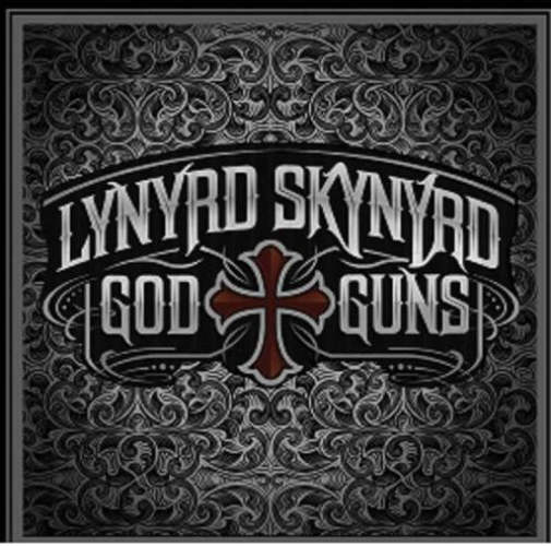 Lynyrd Skynyrd - God and Guns 180 gram vinyl LP.
