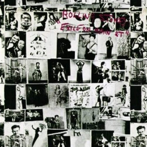 The Rolling Stones - Exile On Main Street Double vinyl LP.