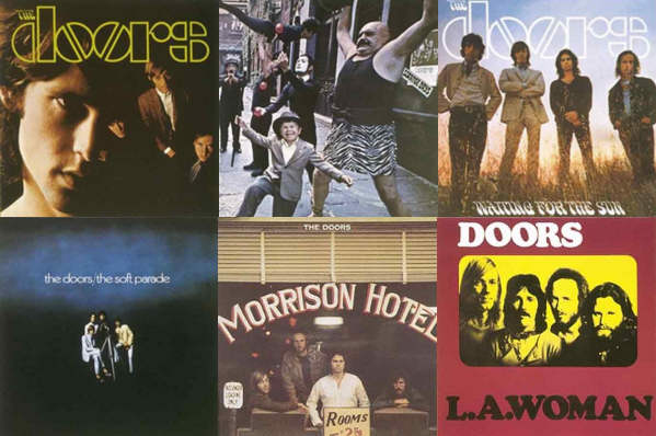 The Doors - 180 Gram Vinyl LP Re-Issues. & Doors Records \u0026 The Doors - Self Titled - 1967 Stereo 1st Press ... Pezcame.Com